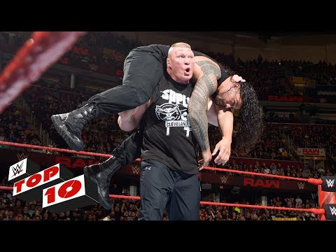Top 10 Raw moments: WWE Top 10, March 26, 2018