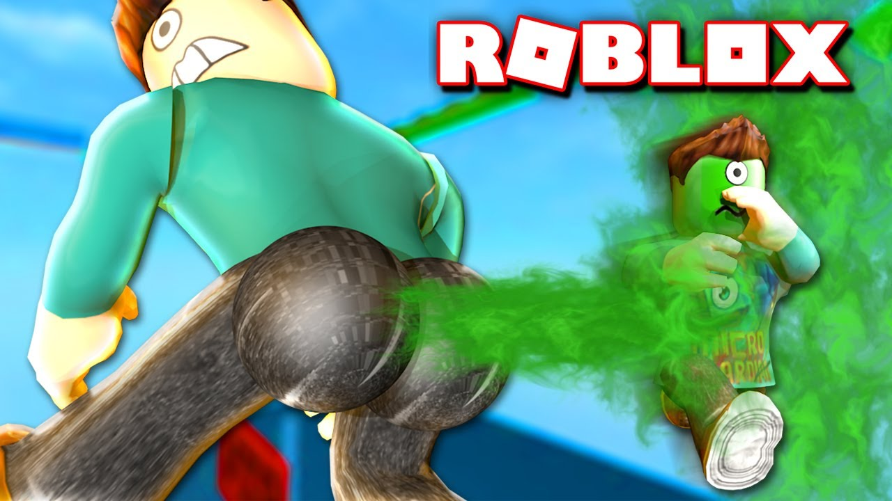 ESCAPE THE FART OF DOOM OBBY IN ROBLOX!!! | MicroGuardian