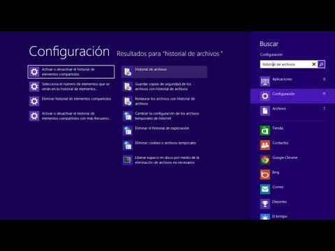 Cómo realizar una copia de seguridad completa del sistema en Windows 8 (Pedido!!!!)