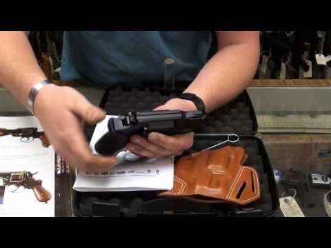 Chiappa Rhino 200DS .357 Mag Revolver