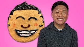 Timothy DeLaGhetto Rap Battles His Cookie Self Portrait | Treat Yourself | Allrecipes.com