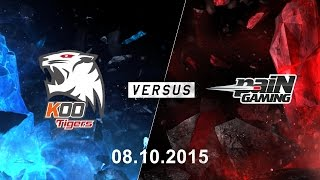 Video clip [08.10.2015] KOO vs PNG [CKTG2015 - Bảng A]