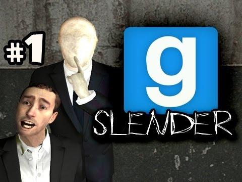 SLENDER MAN ARRIVES - Gmod SLENDER (Multiplayer) w/Nova & Immortal Ep.1