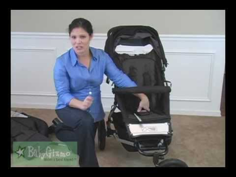 Baby Gizmo Mountain Buggy +One Stroller Review
