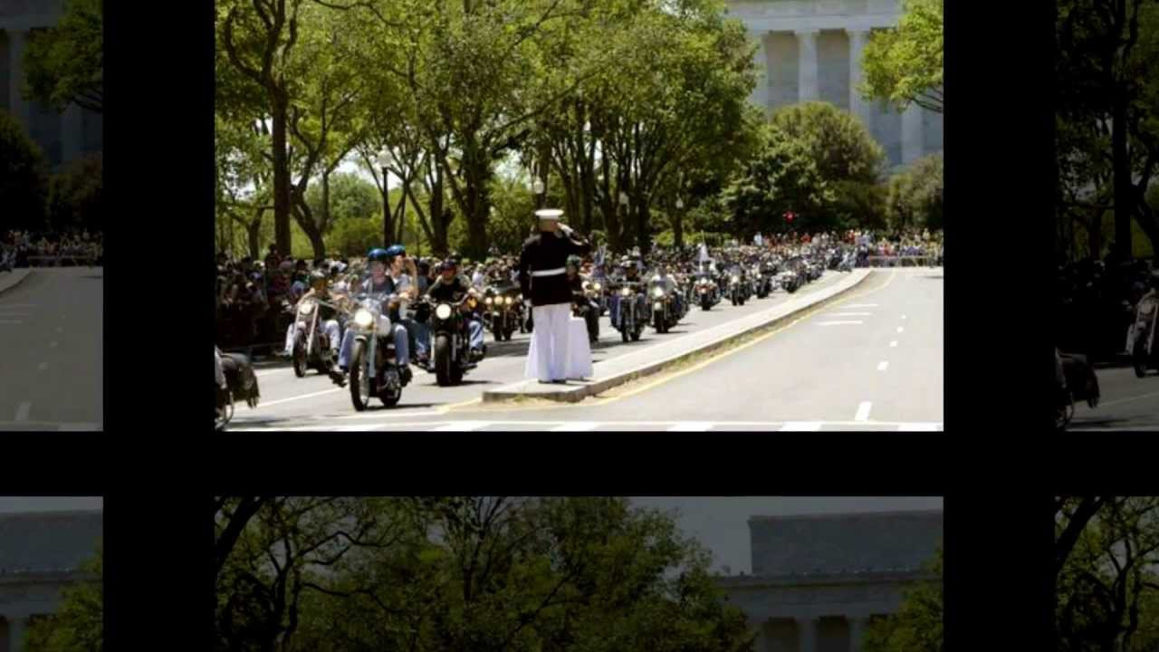 Bikers Video In D.c. 9u002f11u002f2013 MILLION BIKERS TO D C BAD