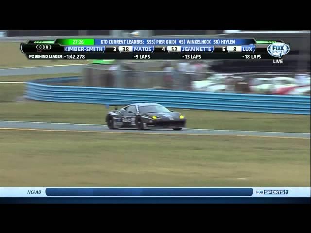 Level 5 at Daytona Rolex 24
