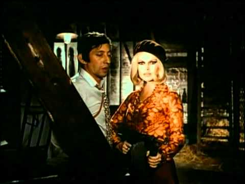 Serge Gainsbourg & Brigitte Bardot - Bonnie And Clyde (Music Video)