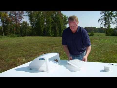 RV Roof Vent Cover