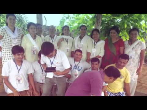 We The Art Of Living Ratnanagar Volunteers | Jai Gurudev | Vasudeva Kutumbakam | San Gachatwam video