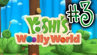 ►Yoshi's Wooly World ►With EGORAPTOR! ►PART 3  - NEVER ENDING SECRETS