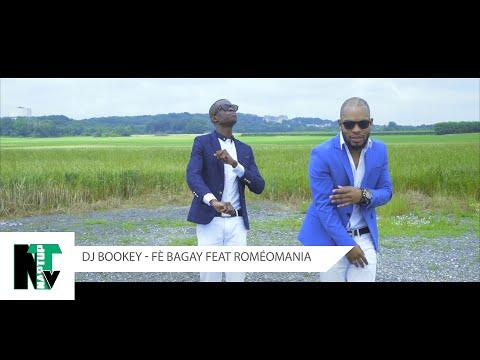 Dj Bookey - Fe bagay Feat Roméo