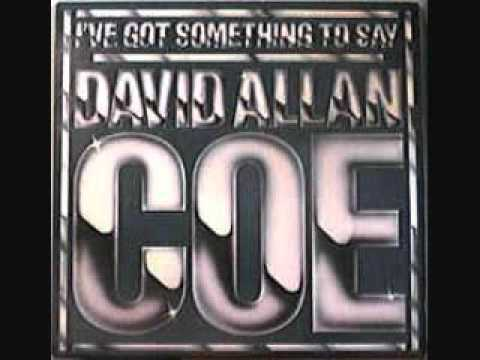 David Alan Coe - If You