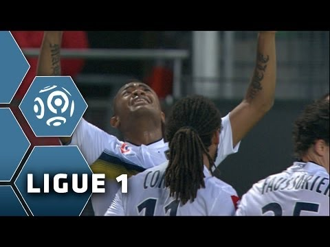 But Jordan AYEW (33') - Stade Rennais FC-FC Sochaux-Montbéliard (1-2) - 10/05/14 - (SRFC-FCSM)