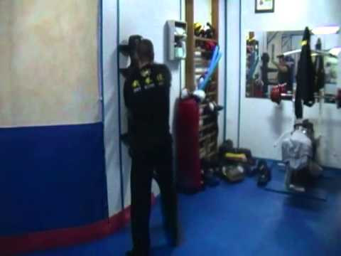 JUN FAN SET AEJKD  Jeet Kune Do Muk Yan Chong Image 1