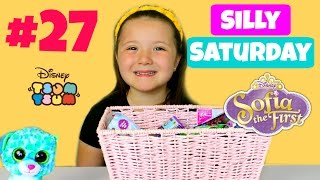 Silly Saturday Episode 27 NEW SURPRISE BLIND BAGS | Daisys Toy Vlog