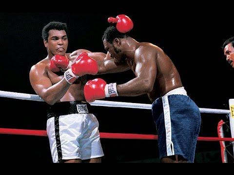 Muhammad Ali vs Joe Frazier III Thrilla in Manila 1975