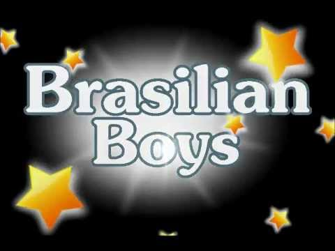 Cd Completo Brasilian Boys Em Ritimo De Lambada video