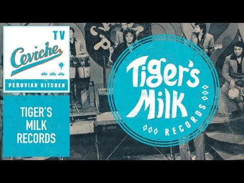 Music from Peru Maravilloso - Trailer for Tiger's Milk Records presented by Martin Morales