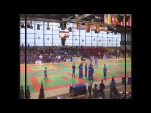 First Day Competition - World Cup Vovinam 2014 - Gymnase Carpentier