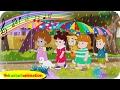 Lagu TIK TIK TIK BUNYI HUJAN  Bersama Diva  Lagu Anak Indonesia  Kastari Animation Official