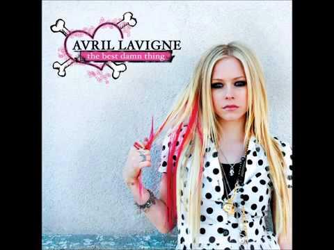 AvrilLavigne ♥The Best Damn Thing Full Album 2007♪