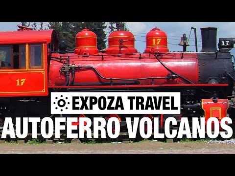Autoferro de Los Volcanos Vacation Travel Video Guide