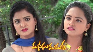 Manasu Mamata Serial Promo - 8th October 2019 - Manasu Mamata Telugu Serial