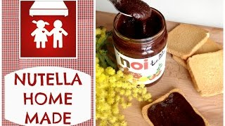 NUTELLA Home Made (Dolci)  Feat. Camartamc (2C+K)