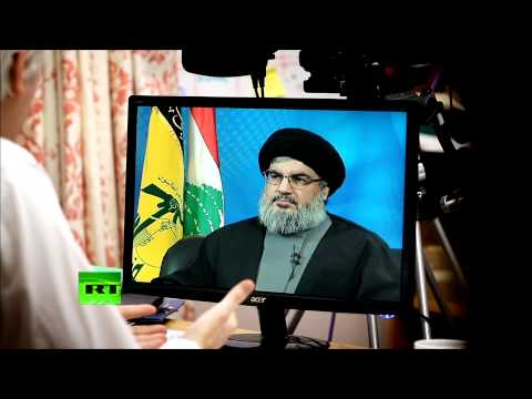 Julian Assange's The World Tomorrow: Hassan Nasrallah (E1)