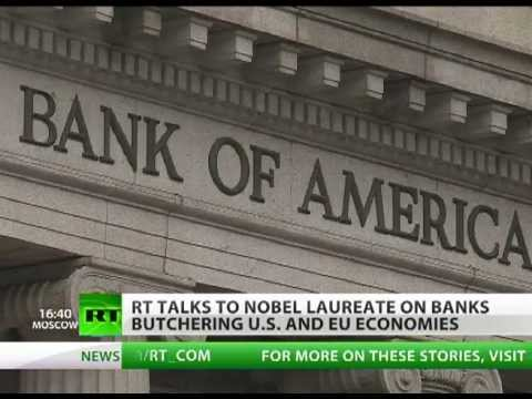 'Scrap banks or they'll bring chaos' - Nobel Economist