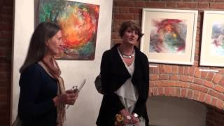 Art Exhibition   Anna Daria Merska   The Inner Map