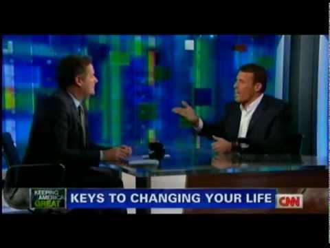 Tony Robbins on Piers Morgan Tonight: Jan. 25, 2013 (full episode)