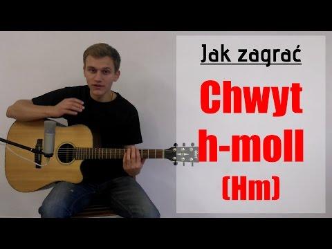 Jak Zagrać Chwyt Gitarowy H-moll, Akord Hm Na Gitarze - JakZagrac.pl