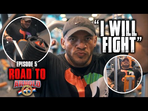 """""""IT'S IN MY HEART, I WILL FIGHT"""" BIG RAMY ROAD TO ARNOLD 2020 