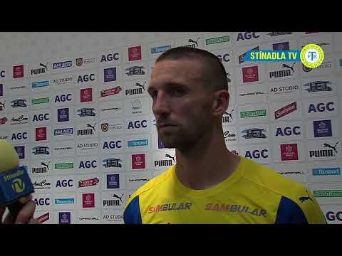 Rozhovory po utkání Teplice - Slavia Praha (26.5.2018)