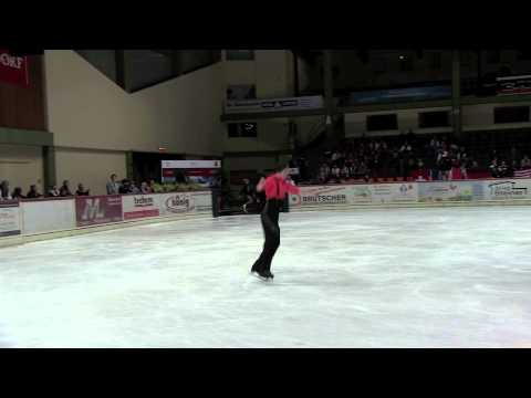 Remy Zamponi - ISU International Adult Skating Comptetion 2013