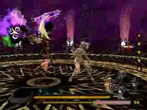 Valkyrie Profile 2 Silmeria Ethereal Queen Direct Assault