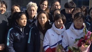 'Unified Korea' at 2018 Winter Olympics in Pyeonchang raises suspicions  ITV News