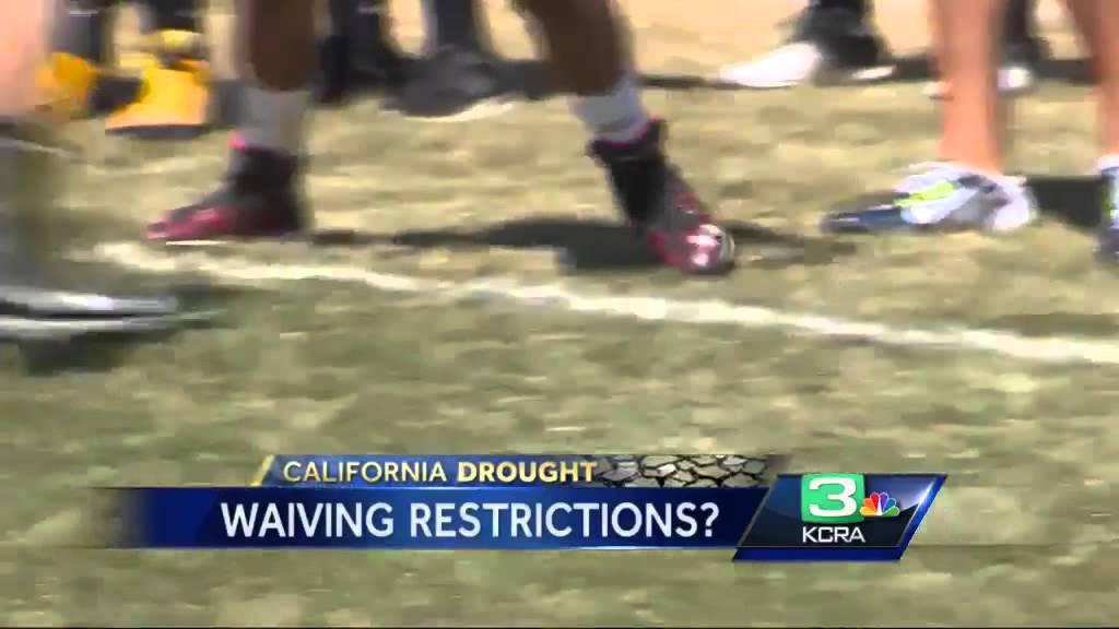 Modesto schools get OK to water athletic fields