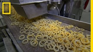 Behind the Funyuns   Ultimate Factories