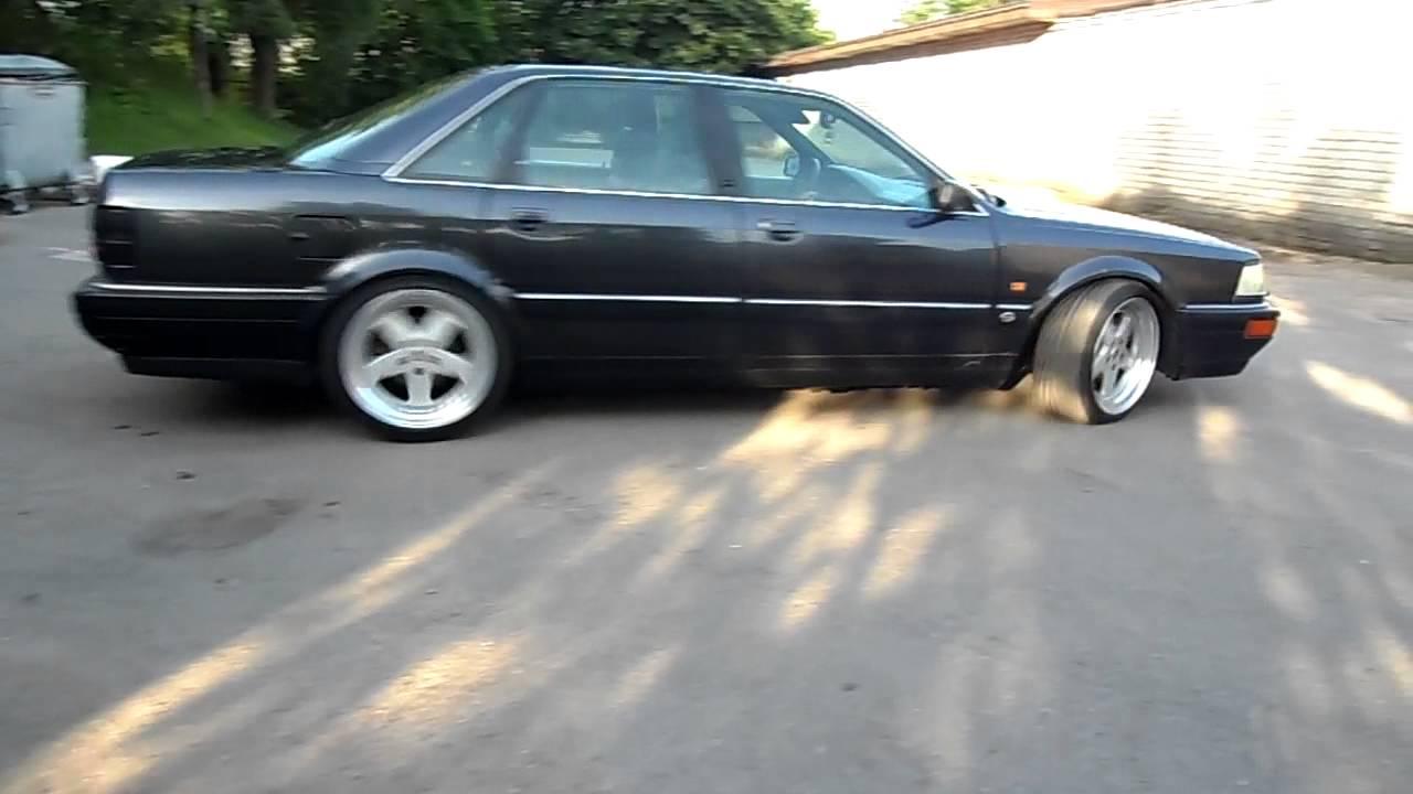 My Audi V8 4 2 93 Youtube