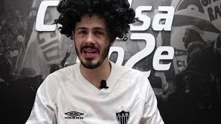 Atlético 5x0 Boa Mineiro 2019 Pós Jogo
