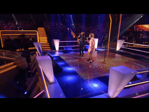 Violeta vs. Hanna: Sleep | The Voice of Germany 2013 | Battle