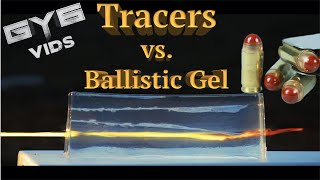 Tracer Rounds -vs- Ballistic Gel [ WHAT WILL HAPPEN? ]