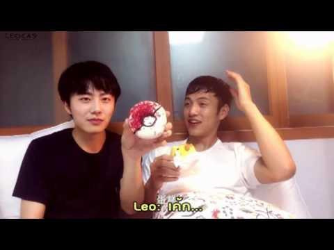 ซับไทย 161008 Leo&Lucas - Sweet Trip in Seoul Part1