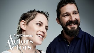 Shia LaBeouf & Kristen Stewart - Actors on Actors - Full Conversation