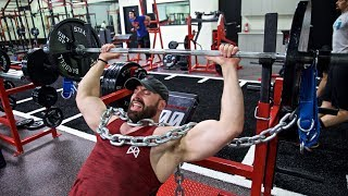 WHAT MOST OF YOU ARE NOT DOING TO INCREASE YOUR BENCH PRESS!