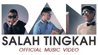 RAN Salah Tingkah Official Music Video
