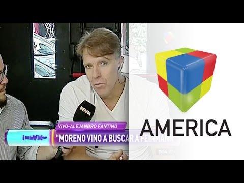 Fantino, el día después de la entrevista con Guillermo Moreno