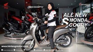 Honda - All New Scoopy Stylish 2019 Bintang Motor